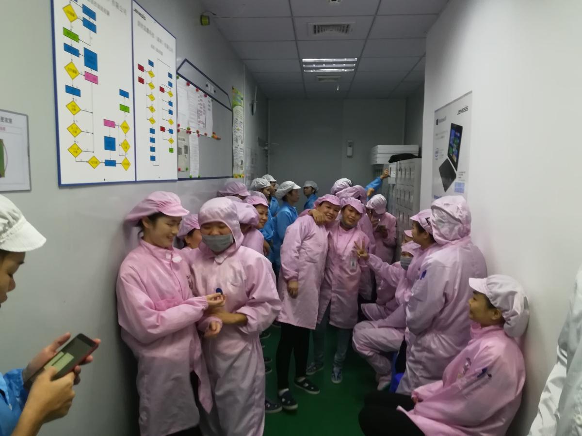 深圳在外研究メモ No.43 電子製品製造受託のJENESISでインターンしてみた編~緊張感がないと日本市場向けのモノは作れない