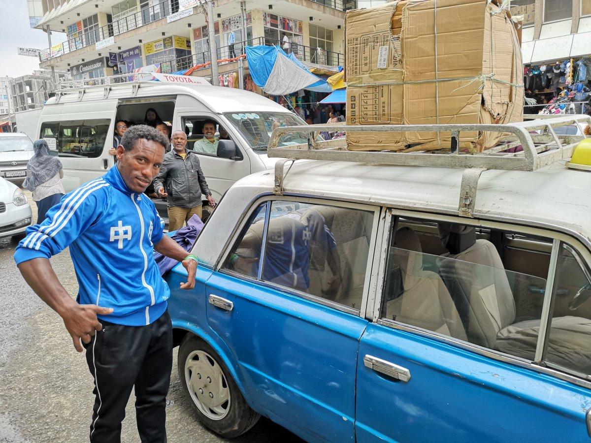 「新興国×テック」の時代はあり得るか?③~番外編:エチオピア・アディスアベバで見たチャイナな写真集